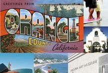 Get to know Orange County / Our local area around Orange County has much to offer.