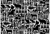 Pattern / Illustration - patterns & prints