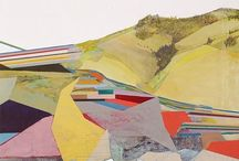 Landscape / Illustration - spaces & landscapes