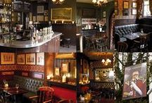~ Pubs, Lounges, and Bars  ~ / List of places I'd love to go to one day for a drink or 2 ...
