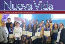 TRP Newsletter: Nueva Vida / Nueva Vida Newsletter is your insight look into what TRP is doing in our communities and the positive change it is making in them. In it you will find stories of families TRP has impacted, our La Casa section, Programs TRP is currently working on, and important information about our community.