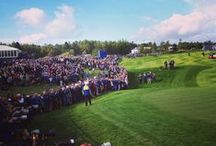 Ryder Cup 2014 Scotland / Images from Ryder Cup 2014 at Gleneagles in Scotland.