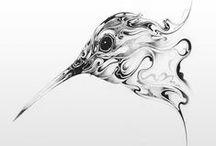 tattoos & drawings