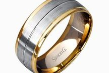 For Him / Peruse stylish rings, necklaces, and bracelets designed especially for him.