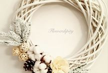 Winter by Flowerdipity / Winter flowers decoration