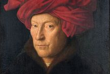 Portretten in de kunst / Portraits in art