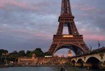 aventures français / Lilly and Abbie take Paris
