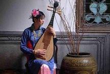 Музыка / Традиционная музыка и инструменты Востока: Китая, Японии, Индии и других стран.
