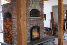 Fireplace / Stove / Heat