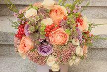 Flowerdipity Autumn / Original flowers and fruits arrangements