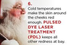Santa's Youthful Secrets / Great techniques and products that Santa uses to keep his rosy cheeks and youthful look!