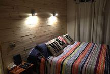 Remodelación dormitorio / Diseño