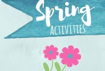 Spring Art, Crafts, and Activities for Kids