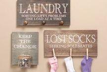 BB: Laundry / by Basement Betty's