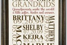 Gramma's Projects / Things I'd like to do... for me... the hubby... the kids... but mostly the grandkids!