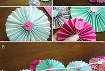 Delightful Paper Crafts / Who knew a person could do so many things with paper?!!!
