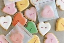 Valentine's Day Ideas / Put a personal spin on Valentine's Day with these sweet crafts, recipes, and ideas.