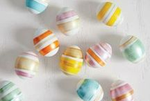 Easter Crafts & Ideas / Get in the Easter spirit with crafts and decor ideas from the editors of Martha Stewart Living.