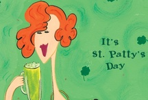 St. Patrick's Day  / by Marian Heath Greeting Cards
