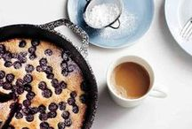 Breakfast and Brunch Recipes / Start your morning with the best recipes from the editors of Martha Stewart Living and break out their best brunch recipes the next time you're hosting. / by Martha Stewart Living