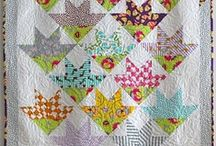 Quilts, Cushions and rugs. / Inspiration for a future Quilt or Cushion.  / by Sally