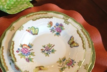 Dinnerware! / Serving pieces for entertaining and for gift giving!