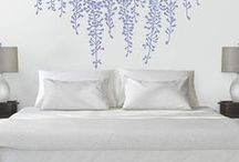 Bedroom Decor / Boost your bedroom decor with Martha Stewart's bedroom collection and decoration inspiration.