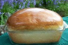 Bread Basket / Savory Breads, Biscuits, Rolls, Buns / by Sheri Schutte