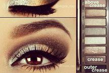 makeup / by Gabbie Mitchell
