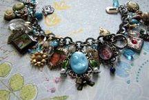 Charm Bracelets / by Rhonda Stephens