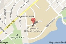 Visiting Edgewood College / by Edgewood College