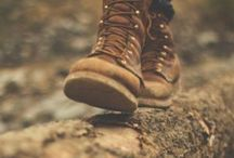 Confession: I'm an outdoorsy girl. / by Sarah Cote