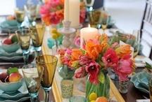 Table Settings  / by Lorenza Echeverría