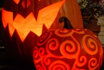 Halloween/Autumn Crafts, Decor and Food / by Lorenza Echeverría