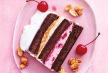 Cakes & Cupcakes / Satisfy your sweet tooth with Martha Stewart's favorite cakes and cupcakes -- from birthday cakes to sweet ways to fill up that cupcake stand, there's something for every dessert devotee. Share your own creations using #marthabakes. / by Martha Stewart Living