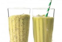 Favorite Smoothie Recipes / There's never a bad time for a refreshing smoothie. Try one of these popular smoothie recipes for a healthy treat. Share your own creations using #marthafood.