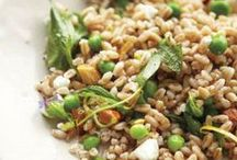 Super Salad Recipes / Salads don't have to be boring -- switch your salad ingredients as the seasons change with some of these super salad recipes. Get more healthy meal ideas at marthastewart.com/eatclean
