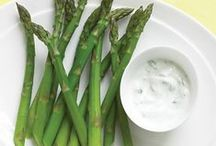 Asparagus Recipes / Get the most flavor out of your asparagus with these veggie recipes from the editors of Martha Stewart Living. Share your own creations using #marthafood. / by Martha Stewart Living