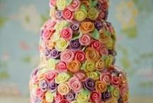 All things Sweet 3 Cakes, Cupcakes, and Cookies  / Only the good stuff! / by A'anna O'Reilly