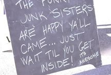 Junk Salvation / by Funky Junk Sisters