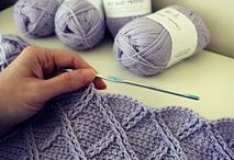 Crochet 101 / The basics... & other things I'd like to learn about the lovely art of crochet!