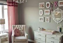 Babies Room Ideas / Cute ideas for babies bedrooms