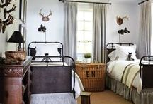 CHILDREN'S ROOM / Children's room design ideas & inspiration with the elegant, eclectic and essentialist look I love. See my own home & client design work here >> bit.ly/2mOd9wQ