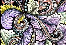 Wacky World of Doodling / Doodling enriches my life & helps me see things differently.