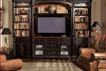 Entertainment Centers / by Heidi Ayarza-McCall