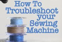 Sewing Tips / Tips & tricks to make sewing easier... with even better results!