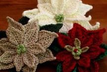 Christmas Crochet / Fun & beautiful things to create for the Christmas season!