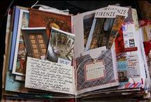 Journal Your Travels / I love journaling as I travel! Here are some great ideas!