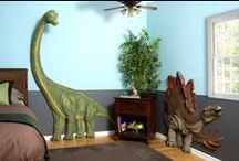 Grand-Kid Ideas ~ Indoors / Great ideas for decorating with the grandkids in mind!