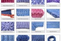 Knitting Tutorials & Patterns